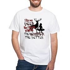 Deer & Women Shirt
