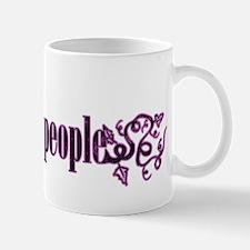 Pink - I Grow People Mug