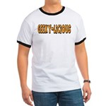 Geeky-licious Ringer T