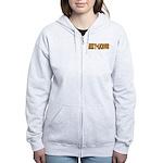 Geeky-licious Women's Zip Hoodie