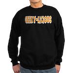 Geeky-licious Sweatshirt (dark)