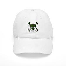Davidson Tartan Skull Baseball Cap