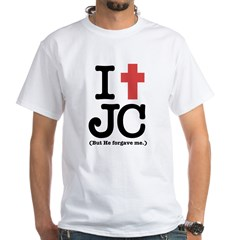 I Cross JC Shirt