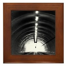 The Last Thing I Saw - Framed Tile