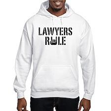 Lawyers Rule Jumper Hoody