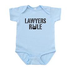 Lawyers Rule Infant Bodysuit