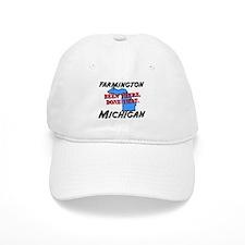 farmington michigan - been there, done that Baseball Cap