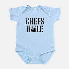 Chefs Rule Infant Bodysuit