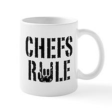 Chefs Rule Mug