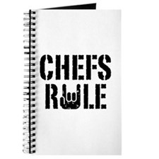 Chefs Rule Journal