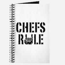 Chefs Rule Journal