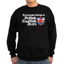 Polish English Girl Sweatshirt