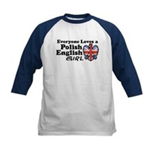Polish English Girl Tee
