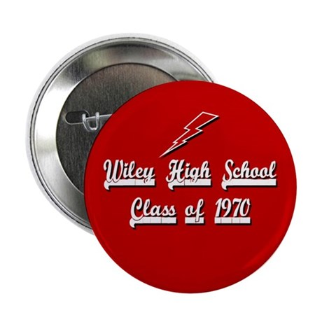 "Wiley Alumni 1970 2.25"" Button (10 pack)"