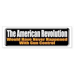 American Revolution Bumper Sticker (10 pk)