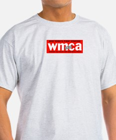 WMCA New York 1958 -  Ash Grey T-Shirt