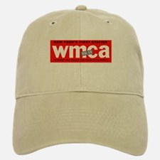 WMCA New York 1958 - Baseball Baseball Cap
