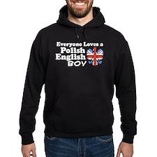Polish English Boy Hoodie