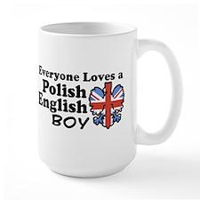 Polish English Boy Mug