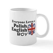 Polish English Boy Small Mug