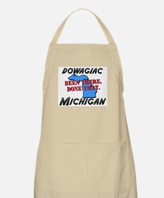 dowagiac michigan - been there, done that BBQ Apro