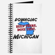 dowagiac michigan - been there, done that Journal