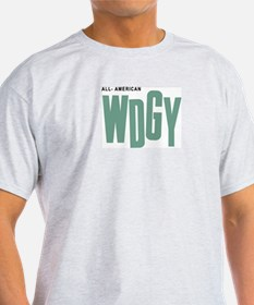 WDGY Minneapolis 1966 -  Ash Grey T-Shirt