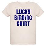 Lucky Birding Organic Kids T-Shirt