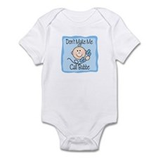 Call Bubbe Infant Bodysuit