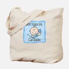 Call Bubbe Tote Bag