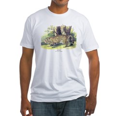Audubon Jaguar Wild Cat Shirt