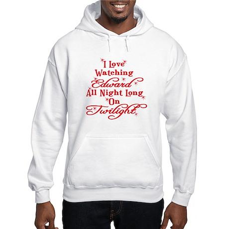 All night Twilight Hooded Sweatshirt