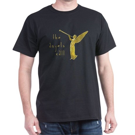 The Angels Call Black T-Shirt