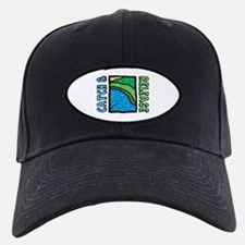 Catch and Release Baseball Hat