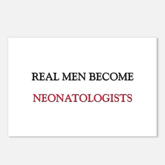 Real Men Become Neonatologists Postcards (Package