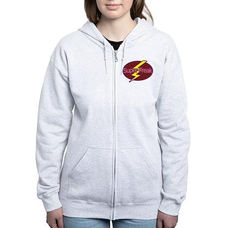 Super Freak - Women's Zip Hoodie