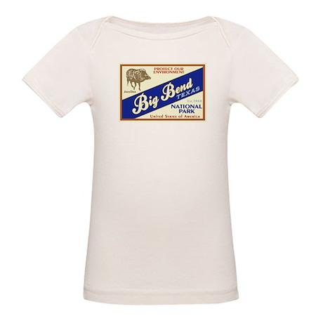 Big Bend (Javelina) Organic Baby T-Shirt