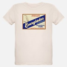 Everglades (Egret) T-Shirt