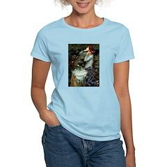 Ophelia / Flat Coated Retriev T-Shirt