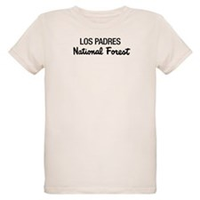 Los Padres National Forest T-Shirt