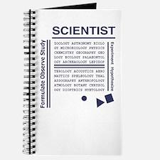 Scientist Hardcore Journal