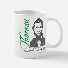 Thoreau Earth Day Mug