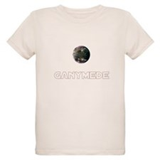 Ganymede (Jupiter satellite) T-Shirt