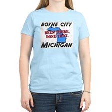 boyne city michigan - been there, done that Women'