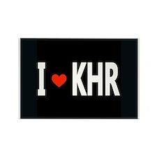 I Love KHR (Hitman Reborn) Rectangle Magnet