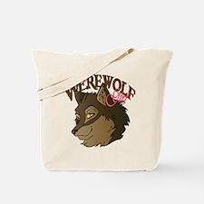 Werewolf Girl Tote Bag