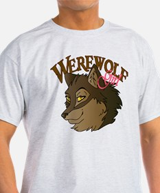 Werewolf Girl T-Shirt