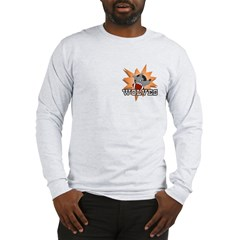 Wolves Football Team Long Sleeve T-Shirt