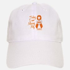Missing My Dad 1 LEUKEMIA Baseball Baseball Cap
