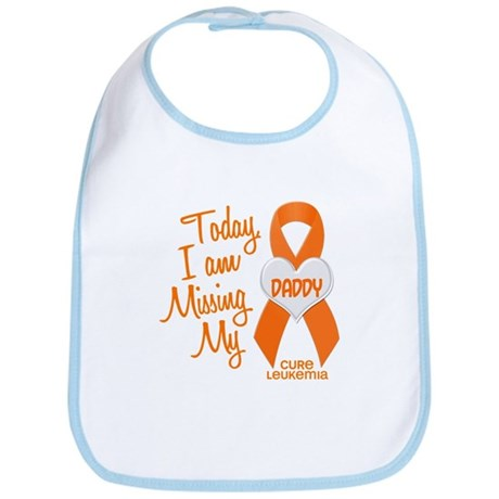 Missing My Dad 1 LEUKEMIA Bib